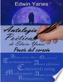 Antología poetica de Edwin Yanes