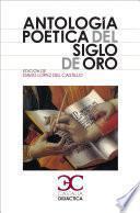 Antología poéticas del Siglo de Oro
