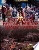Antologías paucartambinas Mamay Carmen