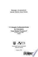 Antonia Palacios y Juan Liscano