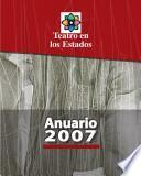 Anuario de Teatro en los estados 2007