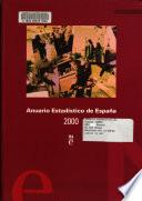 Anuario estadístico de España