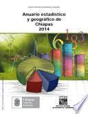 Anuario estadístico y geográfico de Chiapas 2014
