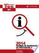 Anuario ThinkEPI 2014