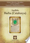 Apellido Barba (Catalunya)