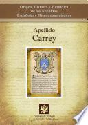 Apellido Carrey