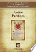 Apellido Pardines