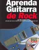 Aprenda guitarra de rock