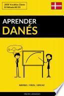 Aprender Danés - Rápido / Fácil / Eficaz