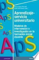 Aprendizaje-servicio universitario