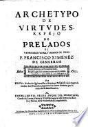 Archetypo de Virtudes