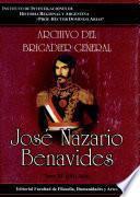 Archivo del brigadier general Nazario Benavides: El cudillo manso II, 1841-1851