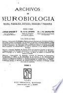 Archivos de neurobiologia