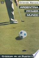 Argentina primer mundo