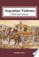 Argentina violenta