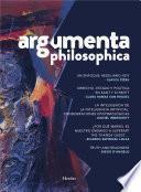 Argumenta Philosophica 2020 - Vol. 1