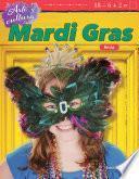 Arte y cultura: Mardi Gras: Resta (Art and Culture: Mardi Gras: Subtraction) 6-Pack