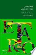 Arte y oficio del director teatral en America Latina: Bolivia, Brasil y Ecuador