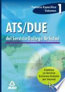 Ats/due Del Servicio Gallego de Salud. Temario Especifico. Volumen i Ebook