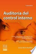 Auditoría del control interno: Tercera edición