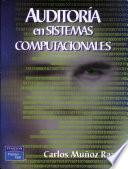 Auditoría en sistemas computacionales
