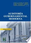 Auditoria Gubernamental Moderna