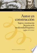 Autor en construcción