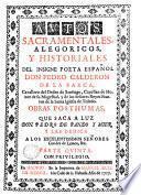 Autos sacramentales, alegoricos y historiales del insigne poeta español don Pedro Calderon de la Barca ..., 5
