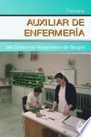 Auxiliar de Enfermeria Para El Consorcio Hospitalario de Burgos Temario Ebook