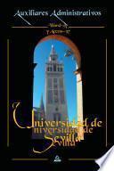 Auxiliares Administrativos de la Universidad de Sevilla.prueba Practica: Word-97 Y Acces 97.e-book.