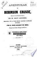 Aventuras de Robinsón Crusoe