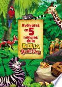 Aventuras en 5 minutos de la Biblia Aventura