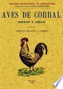 Aves de Corral, Conejos Y Abejas