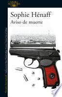 Aviso de muerte (Anne Capestan 2)