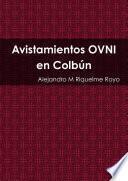 Avistamientos OVNI en Colbœn