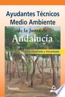 Ayudantes Tecnicos de Medio Ambiente de la Junta de Andalucia. Temario.e-book