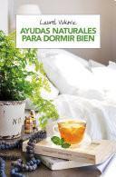 Ayudas naturales para dormir bien