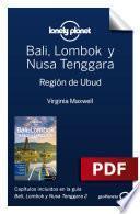 Bali, Lombok y Nusa Tenggara 2_4. Región de Ubud