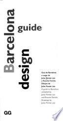 Barcelona Design Guide/Spanish/English