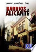 Barrios de Alicante