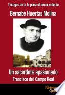 Bernabé Huertas Molina. Un sacerdote apasionado