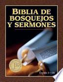 Biblia de Bosquejos y Sermones - Exodo 1-18