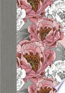 Biblia de la Mujer Conforme Al Corazón de Dios: Edición Peonía Lujo