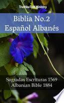 Biblia No.2 Español Albanés