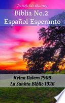 Biblia No.2 Español Esperanto