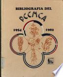 Bibliografía del programa Cooperativo Centroaméricano para el mejoramiento de cultivos alimenticios, 1954-1982