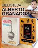 Biblioteca Alberto Granados (pack 2 ebooks con ¿Es eso cierto?   La historia más curiosa)