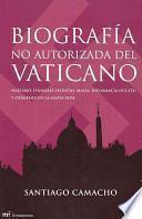 Biografía no autorizada del Vaticano