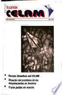 Boletín CELAM.