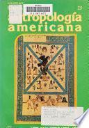 Boletín de antropología americana